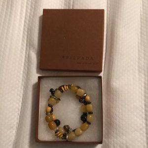 Silpada gently used stretch bracelet